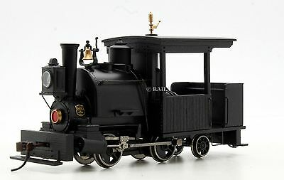 Bachmann Spectrum On30 25599 0-4-2 Porter Steam Locomotive Painted Unlettered