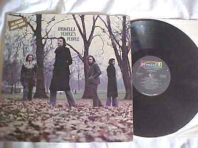 Andwella  'People's People' Stereo LP Dunhill DS-5O1O5 NM