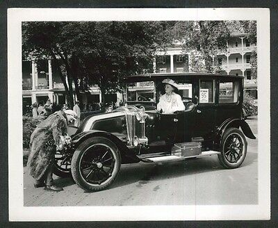 1911 Renault at 1951 Glidden Tour 4x5 photo #39