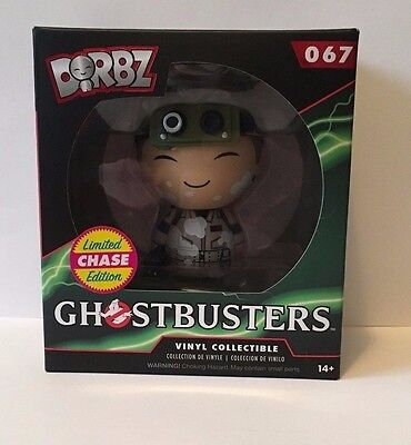 Dorbz Ghostbusters Limited Edition Chase Ray Stantz Vinyl Collectibles