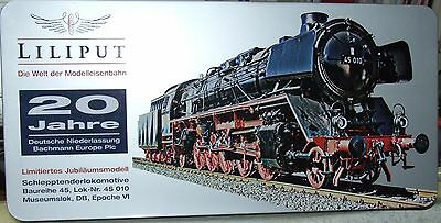 Liliput K5 Storage chest Sheet for one BR 45 ohne Locomotive model
