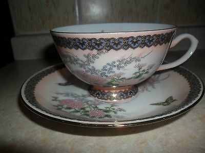 St Michael Cup And Saucer