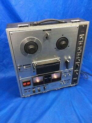 Sony Stereo Center TC-630 Three Head Solid State Tape Recorder Parts