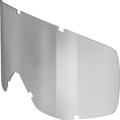 Double ACS Thermal Lens for Hustle/Tyrant Goggles Silver by Scott 219704-015