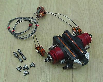 Go Kart,TKM,Rotax,Cadet,Prokart,Historic,  DAP Mechanical Brake System
