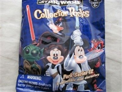 Disney Collector Packs Miniatures Park Series 12