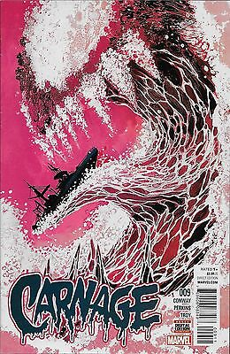 Carnage No.9 / 2016 Gerry Conway & Mike Perkins