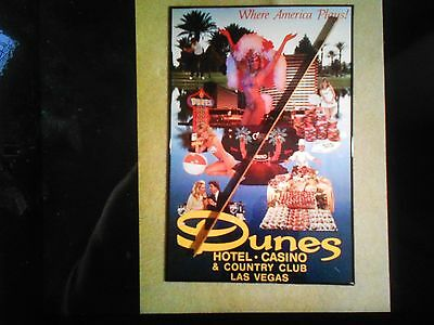 Vegas Dunes Poster Nevada Aerial Vintage Hotel Country Club Golf Chip Wallcover