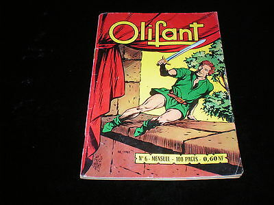 Olifant 6 Editions des remparts octobre 1961