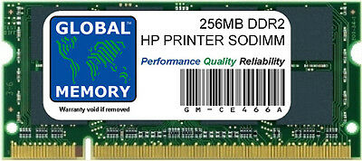 256Mb Ddr2 Hewlett-Packard Laserjet Enterprise 4000 Series Printer Ram (Ce466A)