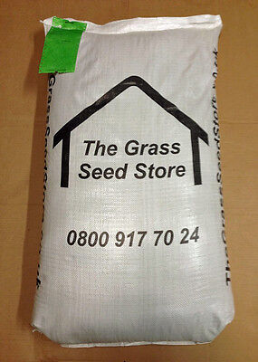 25 KG SHADY LAWN SEED Quality Grass for Light to Medium Shaded Garden Area