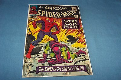 Amazing Spider-Man 40 Green Goblin Origin
