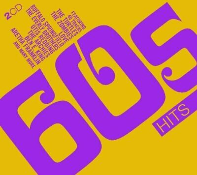 Various Artists - 60s Hits - Various Artists CD J0VG The Fast Free Shipping
