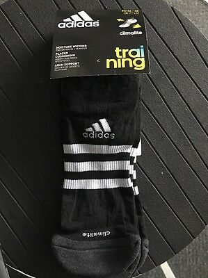 Adidas Climalite Trainer Running Ankle Socks