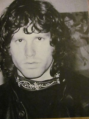 Jim Morrison, The Doors, Full Page Pinup