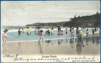 Postcard - Coogee Beach, Sydney, New South Wales, Australia by Kerry & Co