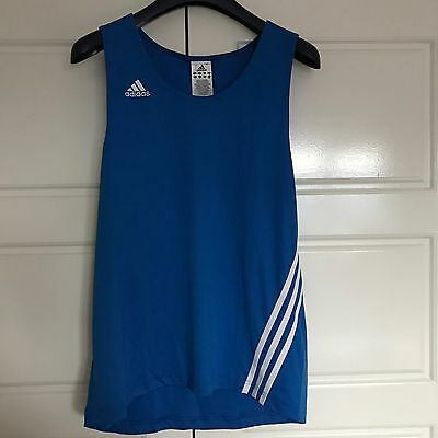 Adidas Boxing Vest Base Punch Top New With Tags Size Medium