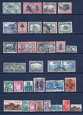 South Africa Collection of early issues Good/Fine Used