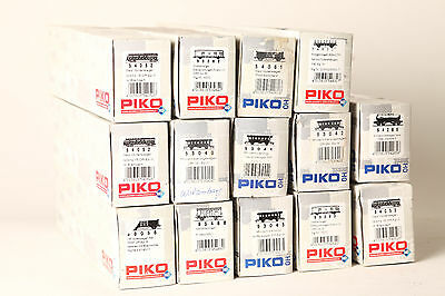 Piko H0 14 H0 Empty Box Empty Packaging Waggon (49835)