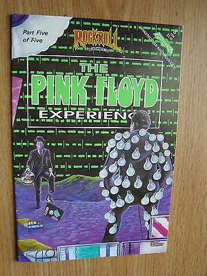 Vintage Rock N Roll Comics The Pink Floyd Experience Part Five