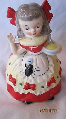 Napco (Little Miss Muffet) Dated 1956 #a1720D