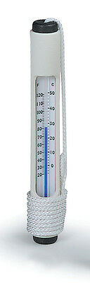 Pentair R141036 Rainbow 127 Pool Spa Water Tube Temperature Thermometer ABS Case