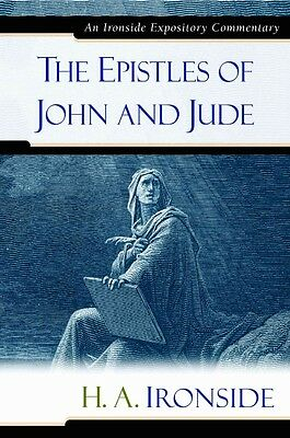 The Epistles of John and Jude by H.A. Ironside Hardcover Book (English)