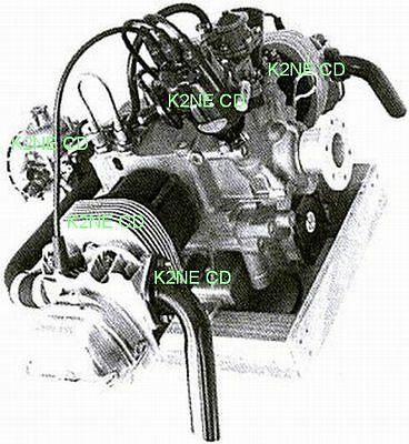 Half Vw Aircraft Engine Conversion Plans Manual On Cd - K2Ne Web Store
