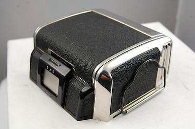 Bronica S2A  film back magazine, 120/220, beautiful condition., Also fits the S2