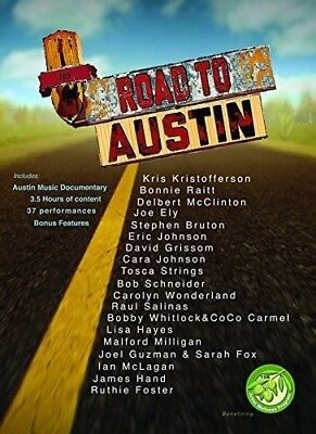 Road To Austin [New DVD]