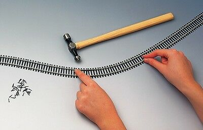 Hornby R621 OO Flexible Track 970mm