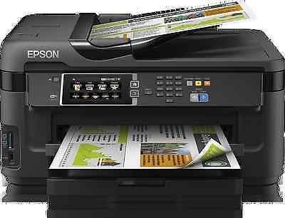 Epson WorkForce WF-7610DWF A3 Duplex Business Printer