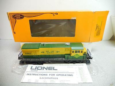 The Lionel Vault - 8962 Reading U36B Diesel -0/027 Scale - Boxed - R1