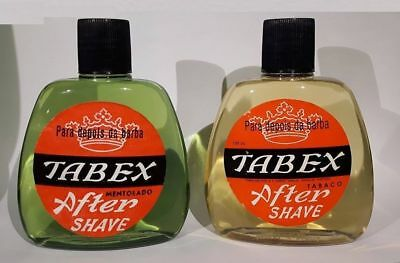 TABEX TOBACCO - VINTAGE CLASSIC PORTUGUESE AFTER SHAVE, Premium Quality - 135ml