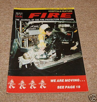 Fire Magazine - Vol 78 No 971 May 1986