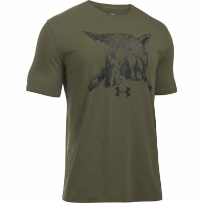 Under Armour Tactical Spartan T-Shirt Army Special Ops Fitness Shirt 1290432