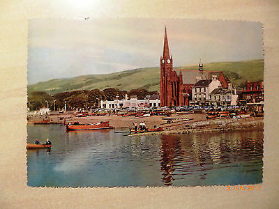 Topographical Colour postcard - Undated Unposted - LARGS