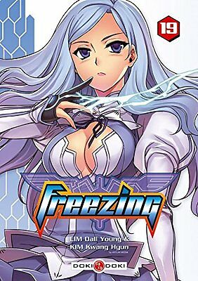 Freezing, Tome 19 Dall-Young Lim Bamboo Editions DOKI DOKI Francais Poche Book