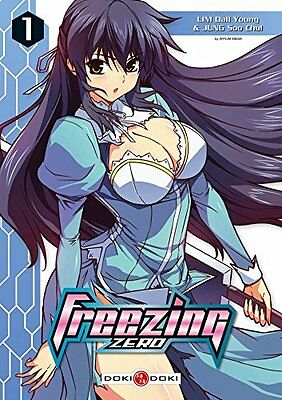 Freezing - Zero Vol.1 Soo-Chul Jung Bamboo Editions Julien Pouly Francais Poche