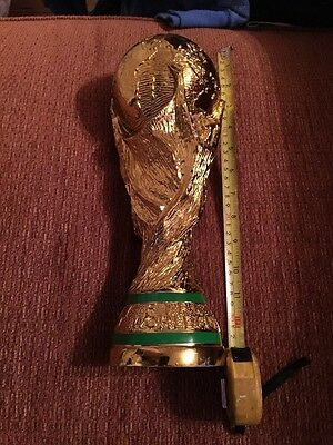 Fifa World Cup Jules Rimet Trophy Full Size Replica Over 1kg
