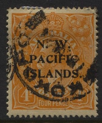 North West Pacific Islands NWPI SG #104 Used KOKOPO Cancellation