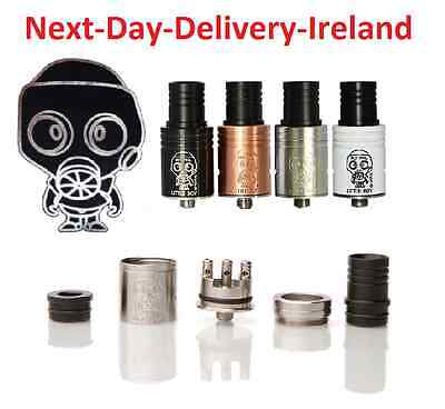 Little Boy RDA Rebuildable Dripping Atomizer Air Flow Cloud Chasing Wide Bore