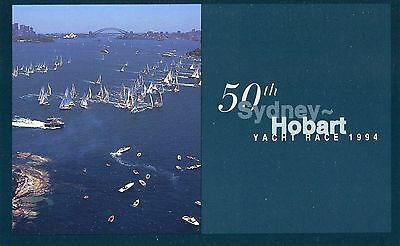 50th SYDNEY-HOBART YACHT RACE 1994 -  STAMP PACK (CM)