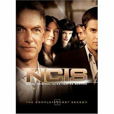 NCIS: Season 1 [DVD] [2003] - DVD  Y8VG The Cheap Fast Free Post
