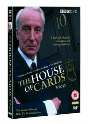 The House of Cards Trilogy [1990] [DVD] - DVD  EIVG The Cheap Fast Free Post