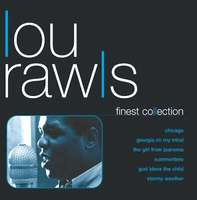 Lou Rawls-Finest Collection -  CD X7VG The Cheap Fast Free Post The Cheap Fast