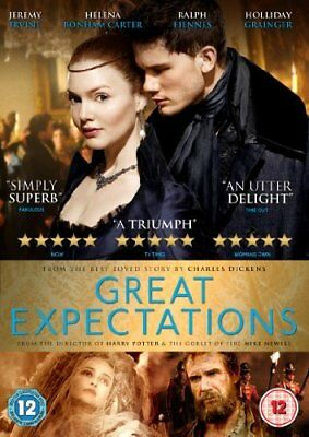 Great Expectations [DVD] [2012] - DVD  5KVG The Cheap Fast Free Post