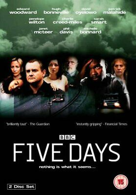 Five Days - Complete BBC Series (2 Disc Set) [2006] [DVD] - DVD  JQVG The Cheap