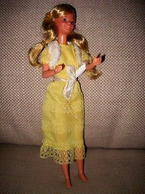 VTG 1978 Barbie Skipper Doll WITH WESTERN & SUNNY BRIGHTS OUTFITS CLOTHES