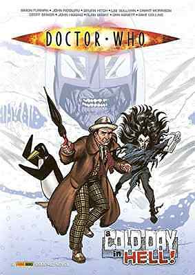 Doctor Who: A Cold Day in Hell - Paperback NEW Furman, Simon 2012-12-20
